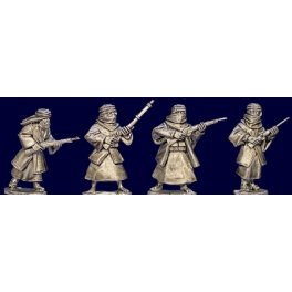 Artizan Designs ARB002 Arab Irregular Infantry I (4)