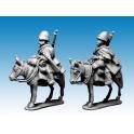Artizan Designs MOD041 Mounted Legion Company in Great Coats and Sun Helmets