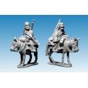 Artizan Designs MOD042 Mounted Legion Company in Great Coats and Kepi