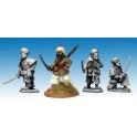 Artizan Designs NWF1007 Afghan Irregular Swordsmen II