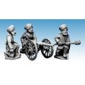 Artizan Designs NWF0500 Mountain Gun and Crew (Indian)