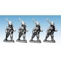 Artizan Designs NWF0016 British Infantry Marching