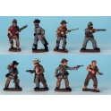 Crusader Miniatures ACW051 Bushwhackers (Dismounted)