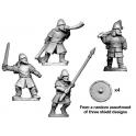 Crusader Miniatures DAV004 Bondi Command