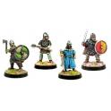 Crusader Miniatures DAV011 Hersir