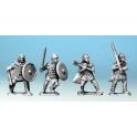 Crusader Miniatures DAX002 Viking Mercenaries II