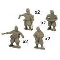 Crusader Miniatures DAS002 Saxon Fyrd with Slings