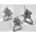 Crusader Miniatures DAS012 Mounted Thegns