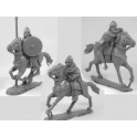 Crusader Miniatures DAS013 Mounted Thegns Command