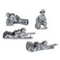 Crusader Miniatures WWB113 Late British PIAT Teams