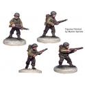 Crusader Miniatures WWU001 US Riflemen I