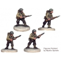 Crusader Miniatures WWU002 US Riflemen II