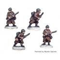 Crusader Miniatures WWF001 French Riflemen I