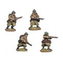 Crusader Miniatures WWF002 French Riflemen II