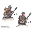 Crusader Miniatures WWF013 French Rifle Grenadiers.