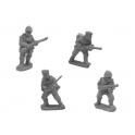 Crusader Miniatures WWF014 Group Franc