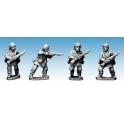Crusader Miniatures WWF051 French M/C Troop Riflemen (II)