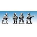 Crusader Miniatures WWF052 French M/C Troop LMG Teams