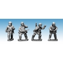 Crusader Miniatures WWF054 French M/C Troop Command