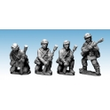 Crusader Miniatures WWF055 French M/C Troop Rifle Grenadiers