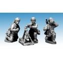 Crusader Miniatures WWF061 French M/C Troop 60mm Mortar