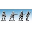 Crusader Miniatures WWF071 Dragon Portes Riflemen II