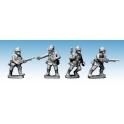 Crusader Miniatures WWF072 Dragon Portes LMG Teams