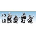 Crusader Miniatures WWF093 Senegalese Rifles Grenadiers & NCO's