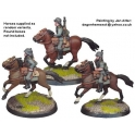 Crusader Miniatures WWG050 German Cavalry