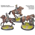 Crusader Miniatures WWG052 German Cavalry Command