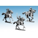 Crusader Miniatures WWG074 Mounted Cossacks (German Service)