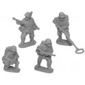 Crusader Miniatures WWG014 German Assault Engineers