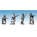 Crusader Miniatures WWG070 Cossacks with Rifles (German Service)