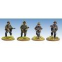 Crusader Miniatures WWG154 German Schutzen with SMG