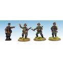 Crusader Miniatures WWG155 German Schutzen Command