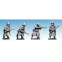 Crusader Miniatures WWG171 German Infantry in Greatcoats (Riflemen)