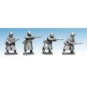 Crusader Miniatures WWG172 German Infantry in Greatcoats II (Riflemen)