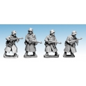Crusader Miniatures WWG174 German Infantry in Greatcoats (SMG)