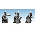 Crusader Miniatures WWG181 German Infantry in Greatcoats (HMG)