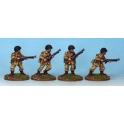 Crusader Miniatures WWU024 US Airborne with BARs