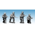 Crusader Miniatures WWP050 Partisans with Rifles