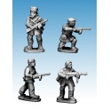 Crusader Miniatures WWP052 Partisans with submachine guns