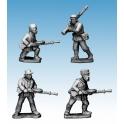 Crusader Miniatures WWP053 Partisans with Light Machine Guns