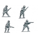 Crusader Miniatures WWR001 Russian Infantry I