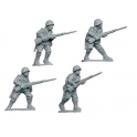 Crusader Miniatures WWR002 Russian Infantry II