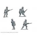 Crusader Miniatures WWR003 Russian LMG Teams (4 figs)