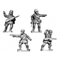 Crusader Miniatures WWR027 Russian Command Winter Uniform with fur hat