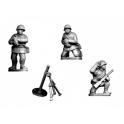 Crusader Miniatures WWR032 Russian Mortar