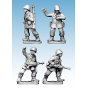 Crusader Miniatures WWR204 Romanian Command