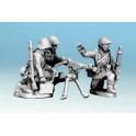 Crusader Miniatures WWR210 Romanian HMG & Crew